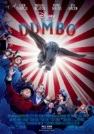 Dumbo - Italian Movie Poster (xs thumbnail)