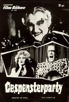 Munster, Go Home - German poster (xs thumbnail)