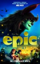Epic - British Movie Poster (xs thumbnail)