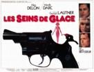 Seins de glace, Les - French Movie Poster (xs thumbnail)