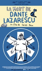 Moartea domnului Lazarescu - French poster (xs thumbnail)