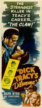 Dick Tracy's Dilemma - Movie Poster (xs thumbnail)