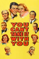 You Can't Take It with You - DVD cover (xs thumbnail)
