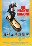 The Naked Gun - German Movie Poster (xs thumbnail)