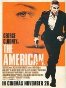 The American - British Movie Poster (xs thumbnail)
