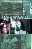 Chappaqua - German DVD cover (xs thumbnail)
