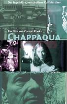 Chappaqua - German DVD movie cover (xs thumbnail)