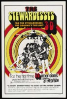 The Stewardesses - Theatrical poster (xs thumbnail)