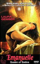 I mavri Emmanouella - German VHS cover (xs thumbnail)