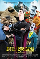 Hotel Transylvania - Brazilian Movie Poster (xs thumbnail)