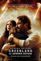 Greenland - Belgian Movie Poster (xs thumbnail)