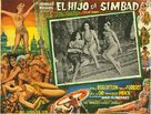 Son of Sinbad - Mexican Movie Poster (xs thumbnail)
