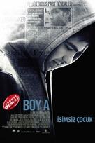 Boy A - Turkish Movie Poster (xs thumbnail)