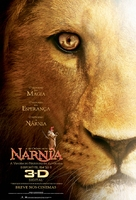 The Chronicles of Narnia: The Voyage of the Dawn Treader - Brazilian Movie Poster (xs thumbnail)