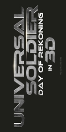 Universal Soldier: Day of Reckoning - Logo (xs thumbnail)