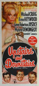 Upstairs and Downstairs - Australian Movie Poster (xs thumbnail)