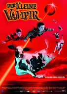 The Little Vampire - German Movie Poster (xs thumbnail)