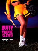 Buffy The Vampire Slayer - Canadian DVD movie cover (xs thumbnail)