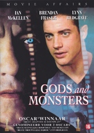 Gods and Monsters - Belgian DVD cover (xs thumbnail)