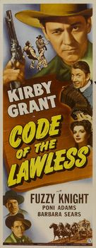 Code of the Lawless - Movie Poster (xs thumbnail)