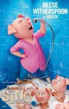 Sing - British Movie Poster (xs thumbnail)