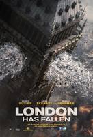 London Has Fallen - Lebanese Movie Poster (xs thumbnail)