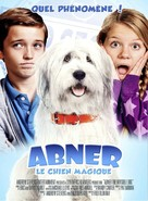 Abner, the Invisible Dog - French DVD movie cover (xs thumbnail)