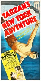 Tarzan's New York Adventure - Movie Poster (xs thumbnail)