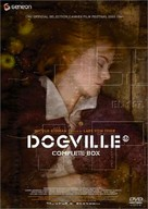 Dogville - Japanese DVD cover (xs thumbnail)