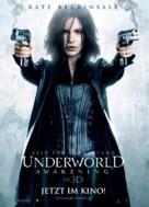 Underworld: Awakening - Swiss Movie Poster (xs thumbnail)