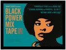 The Black Power Mixtape 1967-1975 - British Theatrical poster (xs thumbnail)