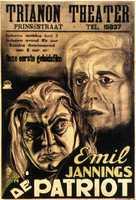The Patriot - Dutch Movie Poster (xs thumbnail)