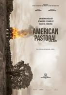American Pastoral - Spanish Movie Poster (xs thumbnail)
