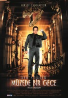 Night at the Museum - Turkish Movie Poster (xs thumbnail)