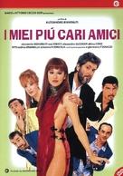 I miei più cari amici - Italian DVD movie cover (xs thumbnail)
