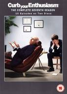 """Curb Your Enthusiasm"" - British DVD movie cover (xs thumbnail)"