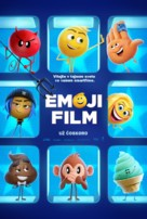 The Emoji Movie - Slovak Movie Poster (xs thumbnail)