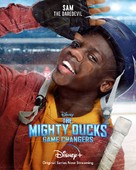 """""""The Mighty Ducks: Game Changers"""" - Movie Poster (xs thumbnail)"""