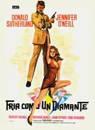 Lady Ice - Spanish Movie Poster (xs thumbnail)