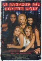 Coyote Ugly - Italian Movie Poster (xs thumbnail)