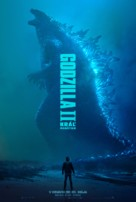 Godzilla: King of the Monsters - Slovak Movie Poster (xs thumbnail)