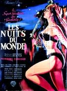 Il mondo di notte - French Movie Poster (xs thumbnail)