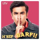 Barfi! - Indian Movie Poster (xs thumbnail)