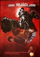 Aty-baty, shli soldaty... - Czech Movie Poster (xs thumbnail)