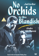 No Orchids for Miss Blandish - British Movie Cover (xs thumbnail)
