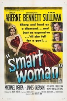 Smart Woman - Movie Poster (xs thumbnail)