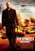 Crank - Turkish Movie Poster (xs thumbnail)