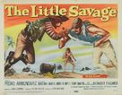 Little Savage - Movie Poster (xs thumbnail)