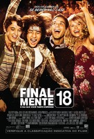 21 and Over - Brazilian Movie Poster (xs thumbnail)