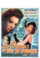 Dames du Bois de Boulogne, Les - Belgian Movie Poster (xs thumbnail)